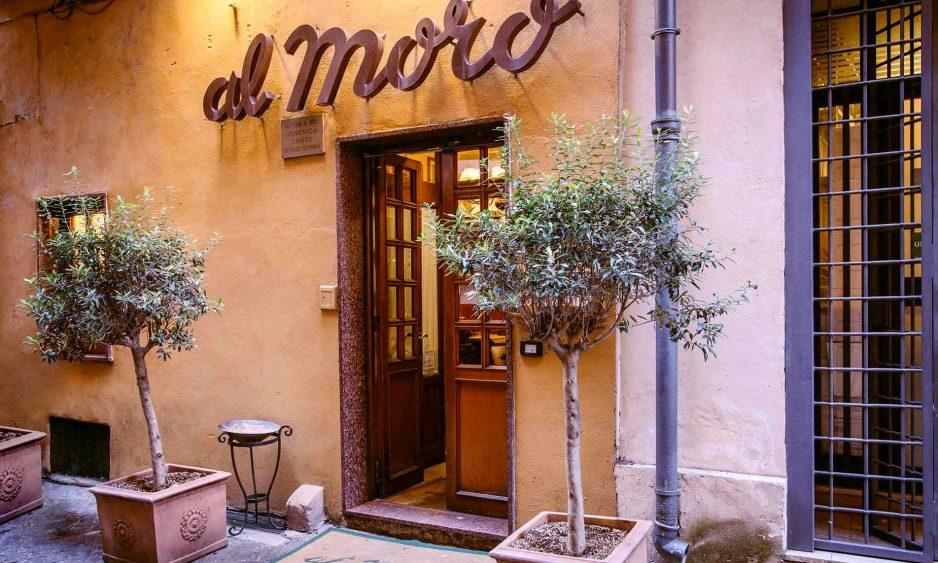 Ristorante Al Moro Roma